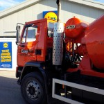 Lidl accepts quality concrete from EasyMix Belfast
